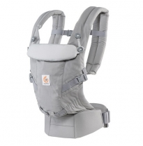 ergobaby - adapt carrier, pearl grey