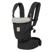 ergobaby - adapt carrier, geo black