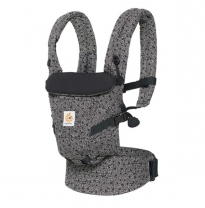 ergobaby - adapt carrier, keith haring black
