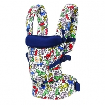 ergobaby - adapt carrier, keith haring pop