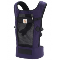 ergobaby - ventus performance baby carrier, purple