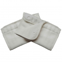 ergobaby - teething pads, 2pack