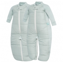 ergoPouch - 3.5 tog cotton sleepsuit bag, mint
