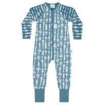 ergoPouch - 2.5 tog winter sleep suit, midnight arrows
