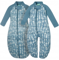 ergoPouch - 3.5 tog sleep suit bag, midnight arrows