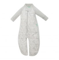ergoPouch - 2.5 tog sleep suit bag, rainforest leaves