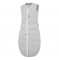 ergoPouch - 2.5 tog cotton jersey sleeping bag, grey fern
