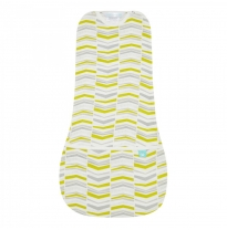 ergoPouch - airCocoon swaddle, arrow citron