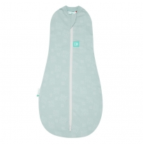 ergoPouch - ergoCocoon 2in1 swaddle & sleeping bag, mint star