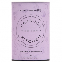 FRANJOS KITCHEN - lactation biscuits, choc chip 252g