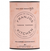 FRANJOS KITCHEN - lactation biscuits, fig & almond 252g