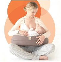 ergobaby - nursing pillow, brown