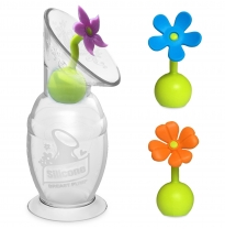 haakaa - breast pump flower stopper
