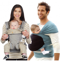 baby carriers & wraps