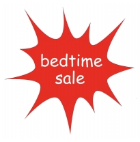 bedtime sale items
