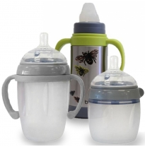 bottles, sippy cups & milk storage