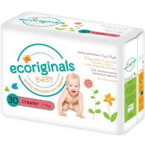 eco-disposable nappies
