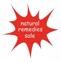 natural remedies sale