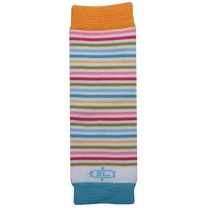 BabyLegs - organic cotton newborn leg warmers, lil popsicle
