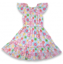 ETERNAL CREATION - cotton party dress, catherine