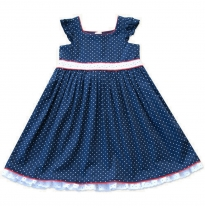 ETERNAL CREATION - polka dot sundress, betty