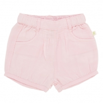 Tiny twig - woven shorts, soft pink