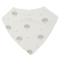 Tiny twig - bandana bib, wish tree