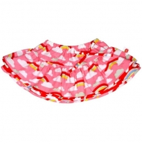 oobi - blossom rainbow skirt with insert bloomer