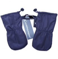 puddle jumpers - baby & toddler mitts, navy