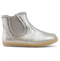 bobux - i-walk lucky boot, molten gold