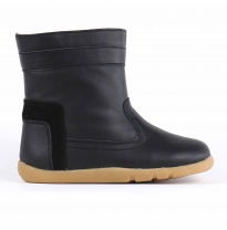 bobux - i-walk thunder boot, black