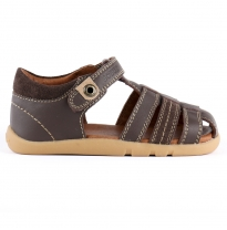 BOBUX - i-walk global roamer sandal, espresso brown
