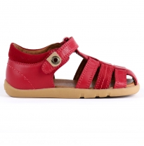 bobux - i-walk global roamer sandal, red