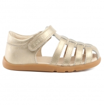 BOBUX - i-walk skip sandal, gold