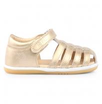 BOBUX - i-walk jump sandal, gold