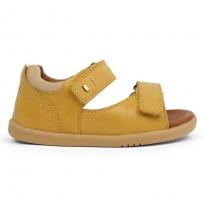 BOBUX - i-walk driftwood sandal, chartreuse