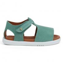 BOBUX - i-walk mirror sandal, teal