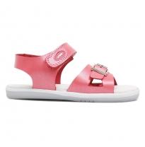 BOBUX - i-walk pop sandal, coral