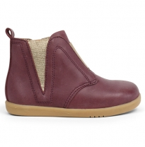 BOBUX - i-walk signet boot, plum