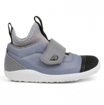 BOBUX - i-walk hi dimension, grey