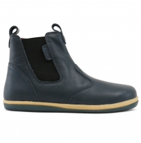 bobux - kid+ ranch boot, navy