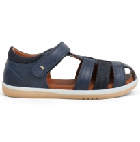 BOBUX - kid+ roam sandal, navy