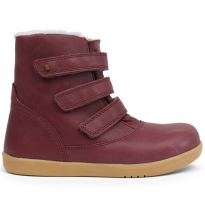 BOBUX - kid+ aspen boot, plum