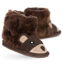 EMU Australia - little creature walker boot, bear