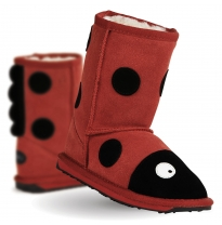 EMU Australia - little creature boot, ladybird