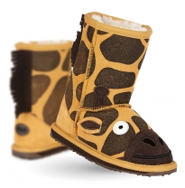 EMU Australia - little creature boot, giraffe