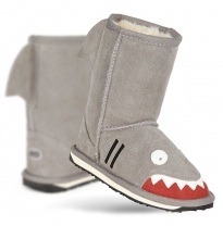 EMU Australia - little creature boot, shark