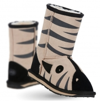 EMU Australia - little creature boot, zebra