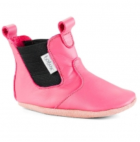BOBUX - soft sole boot, bright pink
