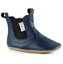 BOBUX - soft sole jodhpur boot, navy
